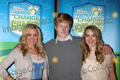 Adam Hicks Photo - LOS ANGELES - MAY 14  Tiffany Thornton Adam Hicks Bridgit Mendler at the Disney ABC Television Group May Press Junket 2011 at ABC Building on May 14 2011 in Burbank CA