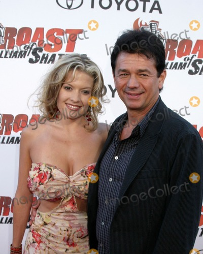 Adrian Zmed Photo - Lyssa Baker  Adrian ZmedWilliam Shatner RoastTaped by Comedy Central for future airdateCBS Radford LotStudio City CAAugust 13 2006