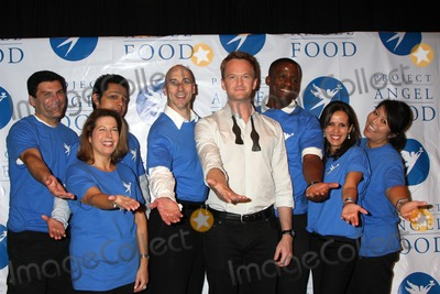 Howard Fine Photo - Neil Patrick Harris and Project Angel Food Volunteersarriving at the  5th Annual inCONCERT To Benefit Project Angel FoodHoward Fine TheaterLos Angeles  CAOctober 17 2009