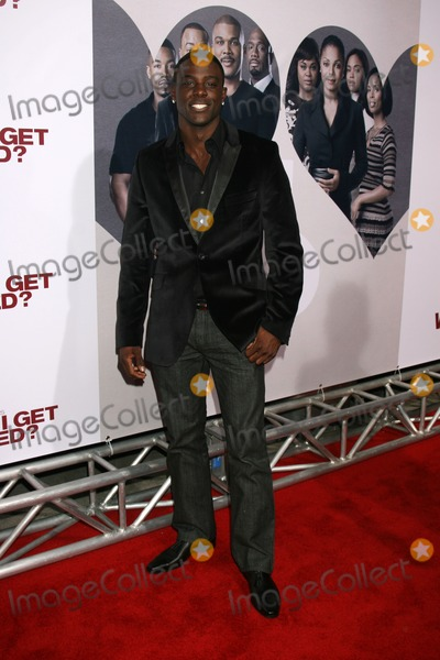 Lance Gross Photo - Lance GrossWhy Did I Get Married - LA PremiereCinerama Dome at the ArcLight TheatersLos Angeles  CAOctober 4 2007