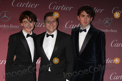 Alex Lawther Photo - LOS ANGELES - JAN 3  Alex Lawther Allen Leech Matthew Beard at the Palm Springs Film Festival Gala at a Convention Center on January 3 2014 in Palm Springs CA
