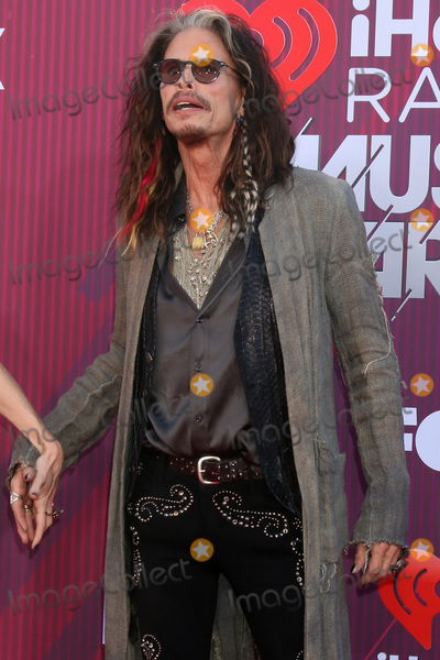 Steven Tyler Photo - LOS ANGELES - MAR 14  Steven Tyler at the iHeart Radio Music Awards - Arrivals at the Microsoft Theater on March 14 2019 in Los Angeles CA