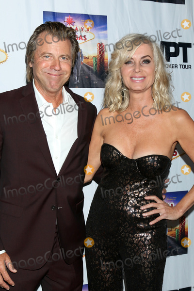 Eileen Davidson Photo - LOS ANGELES - SEP 22  Vince Van Patten Eileen Davidson at the 7 Days To Vegas LA Premiere at the Laemmle Music Hall on September 22 2019 in Beverly Hills CA