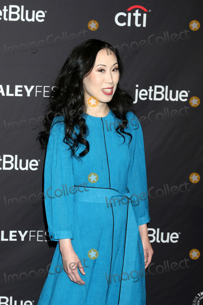 Angela Kang Photo - LOS ANGELES - MAR 22  Angela Kang at the PaleyFest - The Walking Dead Event at the Dolby Theater on March 22 2019 in Los Angeles CA