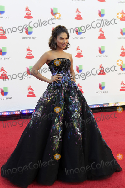 Alejandra Espinoza Photo - LAS VEGAS - NOV 15  Alejandra Espinoza at the 19th Annual Latin GRAMMY Awards - Arrivals at the MGM Garden Arena on November 15 2018 in Las Vegas NV