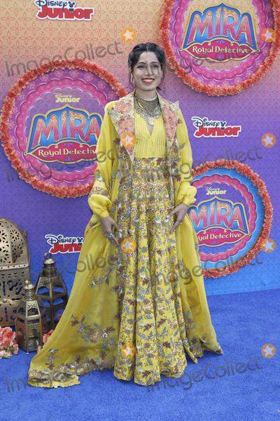 Freida Pinto Photo - LOS ANGELES - MAR 7  Freida Pinto at the Premiere Of Disney Juniors Mira Royal Detective at the Disney Studios on March 7 2020 in Burbank CA