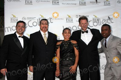 Delious Kennedy Photo - LOS ANGELES - SEP 26  Ron Truppa VIPs Delious Kennedy at the Catalina Film Festival Saturday Gala at the Avalon Theater on September 26 2015 in Avalon CA