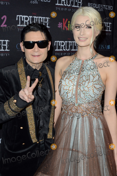 Corey Feldman Photo - LOS ANGELES - MAR 9  Corey Feldman Courtney Anne Mitchell at the (My) Truth The Rape of 2 Coreys LA Premiere at the DGA Theater on March 9 2020 in Los Angeles CA