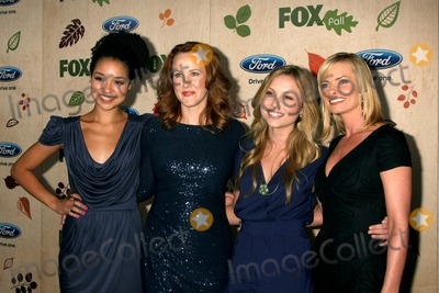 Aisha Dee Photo - LOS ANGELES - SEP 12  Aisha Dee Katie Finneran Kristi Lauren Jaime Pressly arriving at the 7th Annual Fox Fall Eco-Casino Party at The Bookbindery on September 12 2011 in Culver City CA