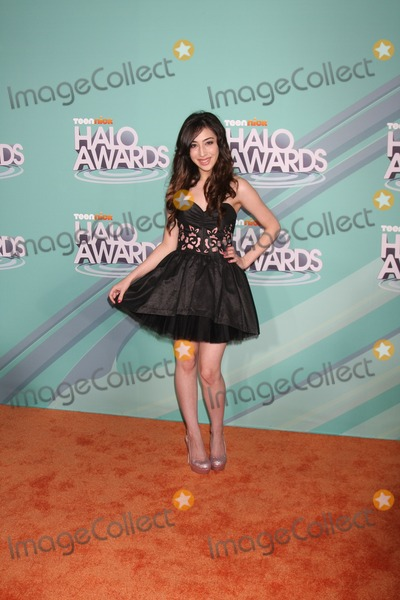 Ainsley Bailey Photo - LOS ANGELES - OCT 26  Ainsley Bailey arriving at the 2011 Nickelodeon TeenNick HALO Awards at Hollywood Palladium on October 26 2011 in Los Angeles CA