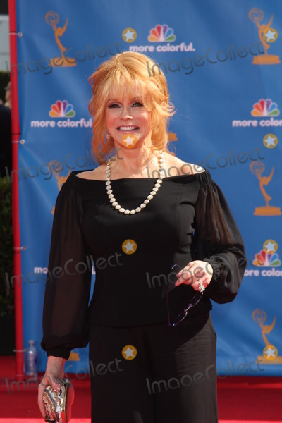 Ann-Margret Photo - LOS ANGELES - AUG 29  Ann Margret arrives at the 2010 Emmy Awards at Nokia Theater at LA Live on August 29 2010 in Los Angeles CA