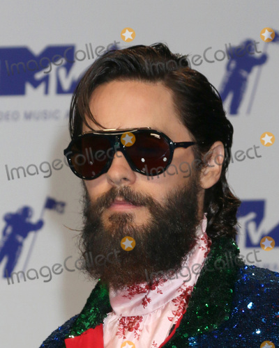 Jared Leto Photo - LOS ANGELES - AUG 27  Jared Leto at the MTV Video Music Awards 2017 at The Forum on August 27 2017 in Inglewood CA