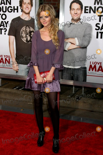 Anita Briem Photo - Anita Briem  arriving at the I Love You Man Premiere at the Mann Village Theater in Westwood CA on  March 17 2009