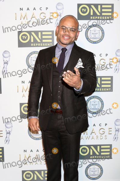 Anthony Hemmingway Photo - LOS ANGELES - FEB 10  Anthony Hemmingway at the Non-Televisied 48th NAACP Image Awards at Pasadena Conference Center on February 10 2017 in Pasadena CA