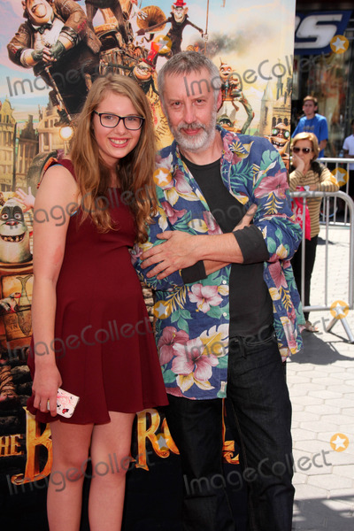 Alan Snow Photo - LOS ANGELES - SEP 21  Alan Snow at the The Boxtrolls Los Angeles Premiere at Universal City Walk on September 21 2014 in Los Angeles CA
