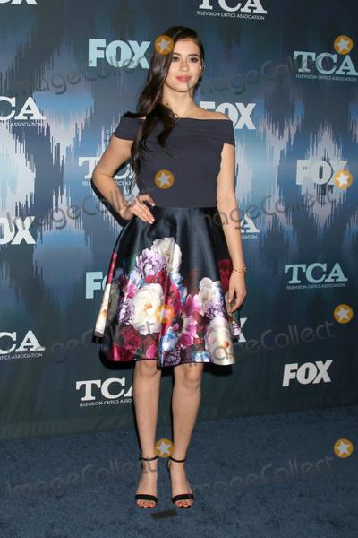 Amber Midthunder Photo - LOS ANGELES - JAN 11  Amber Midthunder at the FOX TV TCA Winter 2017 All-Star Party at Langham Hotel on January 11 2017 in Pasadena CA