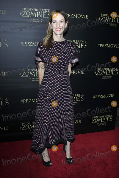 Allison Shearmur Photo - LOS ANGELES - JAN 21  Allison Shearmur at the Pride And Prejudice And Zombies Premiere at the Harmony Gold Theatre on January 21 2016 in Los Angeles CA