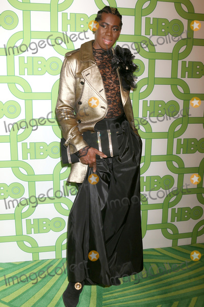 J Alexander Photo - LOS ANGELES - JAN 6  Miss J Alexander at the 2019 HBO Post Golden Globe Party at the Beverly Hilton Hotel on January 6 2019 in Beverly Hills CA