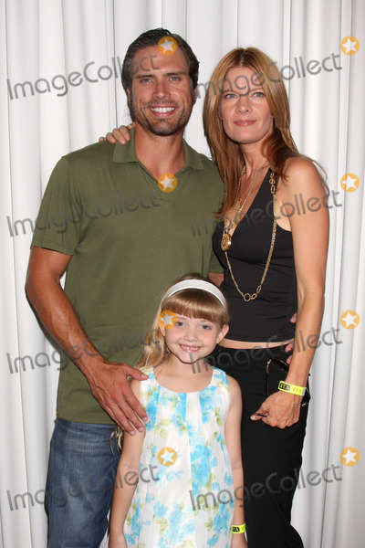 Samantha Bailey Photo - Joshua Morrow Samantha Bailey and Michelle Stafford  at The Young  the Restless Fan Club Dinner  at the Sheraton Universal Hotel in  Los Angeles CA on August 28 2009