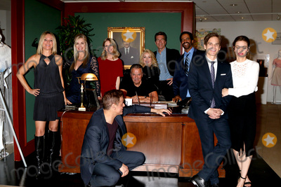 Amelia Heinle Photo - LOS ANGELES - NOV 10  Sharon Case Eileen Davidson Lauralee Bell Christian LeBlanc Eric Braeden Melody Thomas Scott Peter Bergman Kristoff St John Greg Rikaart Amelia Heinle at the Young  Restless Celebrate CBS 30 Years at 1 at Paley Center For Media on November 10 2016 in Beverly Hills CA