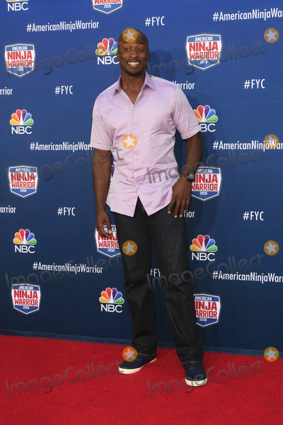 Akbar Gbaja-Biamila Photo - LOS ANGELES - AUG 24  Akbar Gbaja-Biamila at the American Ninja Warrior Screening Event at the Universal Studios on August 24 2016 in Universal City CA