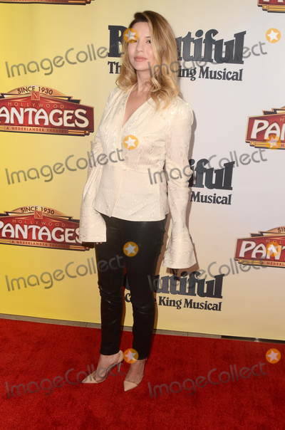Masiela Lusha Photo - LOS ANGELES - SEP 13  Masiela Lusha at the Beautiful - the Carole King Musical Opening Night at the Pantages Theater on September 13 2018 in Los Angeles CA