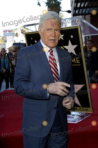 Alex Trebek Photo - LOS ANGELES - NOV 24  Alex Trebek at the Harry Friedman Star Ceremony on the Hollywood Walk of Fame on November 24 2019 in Los Angeles CA