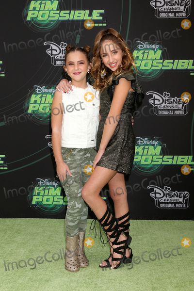 Ava Kolker Photo - LOS ANGELES - FEB 12  Lexi Kolker Ava Kolker at the Kim Possible Premiere Screening at the TV Academy on February 12 2019 in Los Angeles CA