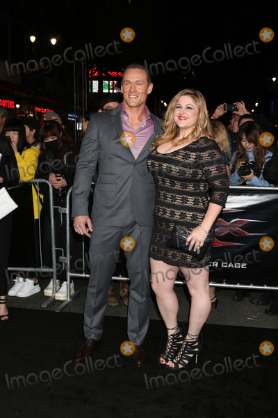 Andrey Ivchenko Photo - LOS ANGELES - JAN 19  Andrey Ivchenko Guest at the xXx Return Of Xander Cage Premiere at TCL Chinese Theater IMAX on January 19 2017 in Los Angeles CA