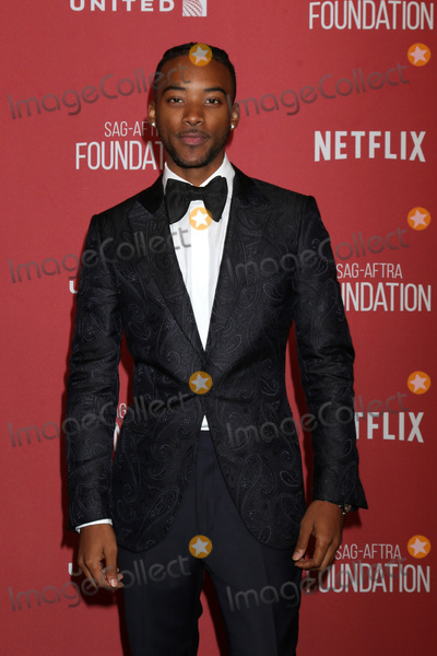 Wallis Annenberg Photo - LOS ANGELES - NOV 9  Algee Smith at the SAG-AFTRA Foundations Patron of the Artists Awards 2017 at Wallis Annenberg Center for the Performing Arts on November 9 2017 in Beverly Hills CA