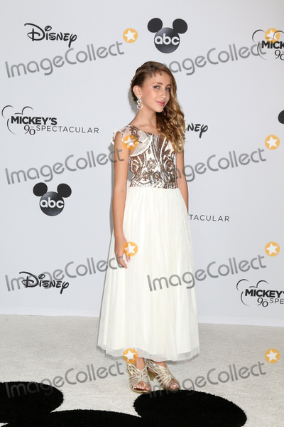 Ava Kolker Photo - LOS ANGELES - OCT 6  Ava Kolker at the Mickeys 90th Spectacular Taping at the Shrine Auditorium on October 6 2018 in Los Angeles CA