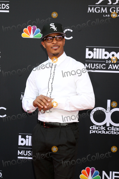 Clifford Joseph Harris Jr Photo - LAS VEGAS - MAY 20  TI Clifford Joseph Harris Jr at the 2018 Billboard Music Awards at MGM Grand Garden Arena on May 20 2018 in Las Vegas NV