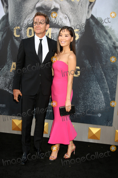 Alicia Hannah Photo - LOS ANGELES - MAY 8  Sebastian Roche Alicia Hannah Kim at the King Arthur Legend of the Sword World Premiere on the TCL Chinese Theater IMAX on May 8 2017 in Los Angeles CA