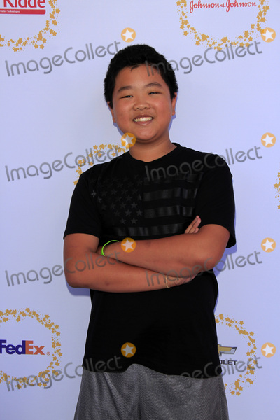 Hudson Yang Photo - LOS ANGELES - APR 23  Hudson Yang at the Safe Kids Day at the Smashbox Studios on April 23 2017 in Culver City CA