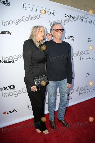 Peter Fonda Photo - LOS ANGELES - JUN 19  Parky Fonda Peter Fonda at the Boundaries Los Angeles Premiere at the Egyptian Theater on June 19 2018 in Los Angeles CA