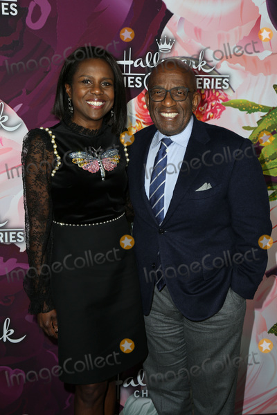 Deborah Roberts Photo - LOS ANGELES - JAN 13  Deborah Roberts Al Roker at the Hallmark Channel and Hallmark Movies and Mysteries Winter 2018 TCA Event at the Tournament House on January 13 2018 in Pasadena CA
