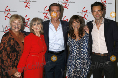 Adam Peters Photo - LOS ANGELES - AUG 19  Beth Maitland Marla Adams Peter Bergman Jess Walton Jason Thompson at the Young and Restless Fan Event 2017 at the Marriott Burbank Convention Center on August 19 2017 in Burbank CA