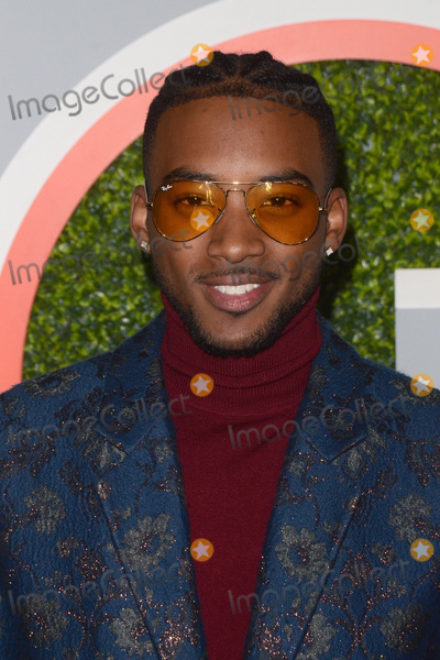 Algee Smith Photo - LOS ANGELES - DEC 7  Algee Smith at the 2017 GQ Men of the Year at the Chateau Marmont on December 7 2017 in West Hollywood CA