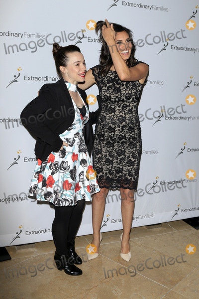 Renee-Felice Smith Photo - LAS VEGAS - APR 20  Renee Felice Smith Daniela Ruah at the Extraordinary Families Gala at the Beverly Hilton Hotel on April 20 2016 in Beverly Hills CA