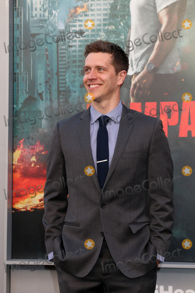 Adam Sztykiel Photo - LOS ANGELES - APR 4  Adam Sztykiel at the Rampage Premiere at Microsoft Theater on April 4 2018 in Los Angeles CA
