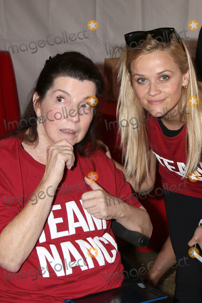 Nanci Ryder Photo - LOS ANGELES - OCT 16  Nanci Ryder Reese Witherspoon at the ALS Association Golden West Chapter Los Angeles County Walk To Defeat ALS at the Exposition Park on October 16 2016 in Los Angeles CA