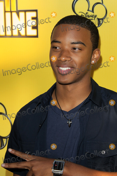 Algee Smith Photo - LOS ANGELES - JUN 5  Algee Smith arriving at the Premiere Of Disney Channels Let It Shine at DGA Theater on June 5 2012 in Los Angeles CA