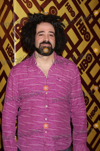 Adam Duritz Photo - Adam Duritz arriving  at the HBO Post Golden Globe Party at Circa 55 at the Beverly Hilton Hotel in Beverly Hills CA on January 11 2009