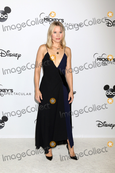 Kristen Bell Photo - LOS ANGELES - OCT 6  Kristen Bell at the Mickeys 90th Spectacular Taping at the Shrine Auditorium on October 6 2018 in Los Angeles CA