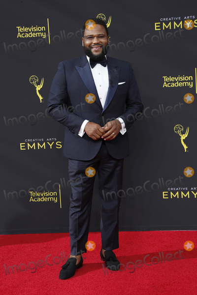 Anthony Anderson Photo - LOS ANGELES - SEP 14  Anthony Anderson at the 2019 Primetime Emmy Creative Arts Awards at the Microsoft Theater on September 14 2019 in Los Angeles CA