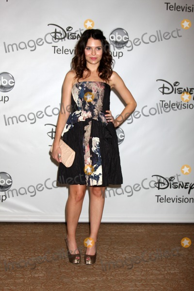 Alexandra Krosney Photo - LOS ANGELES - AUG 7  Alexandra Krosney arriving at the Disney  ABC Television Group 2011 Summer Press Tour Party at Beverly Hilton Hotel on August 7 2011 in Beverly Hills CA