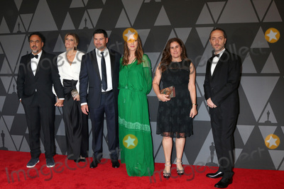 Alejandro Gonzalez Inarritu Photo - LOS ANGELES - NOV 11  Alejandro Gonzalez Inarritu Maria Eladia Hagerman Guests Lauren Beth Strogoff Emmanuel Lubezki at the AMPAS 9th Annual Governors Awards at Dolby Ballroom on November 11 2017 in Los Angeles CA