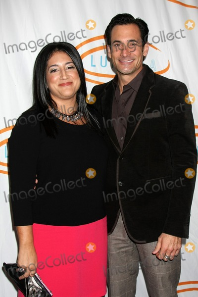 Lawrence Zarian Photo - LOS ANGELES - NOV 4  Lawrence Zarian and sister arrives at the 9th Annual Lupus LA Hollywood Bag Ladies Luncheon at Beverly Wilshire Four Seasons Hotel on November 4 2011 in Beverly Hills CA