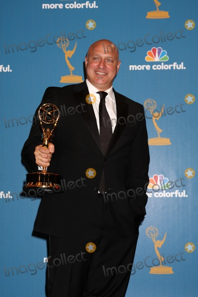 Tom Colicchio Photo - LOS ANGELES - AUG 29  Tom Colicchio  in the Press Room at the 2010 Emmy Awards at Nokia Theater at LA Live on August 29 2010 in Los Angeles CA
