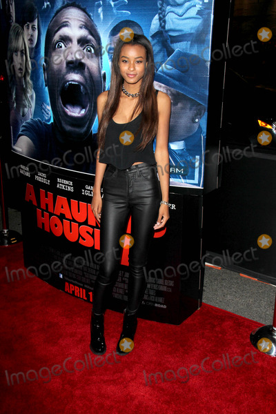 Nala Wayans Photo - LOS ANGELES - APR 16  Nala Wayans at the A Haunted House 2 World Premiere at Regal 14 Theaters on April 16 2014 in Los Angeles CA